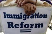 The partisanship that defeated the gun bill is now threatening to scuttle immigration reform as well [Reuters]