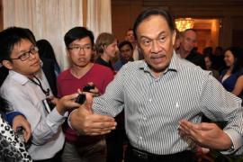 Opposition protests Malaysia vote 'fraud'