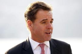 Niall Ferguson has been relentless in blaming government intervention for the hard times we are living in [AP]