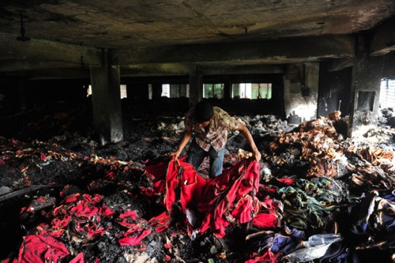 Bangladesh's garment industry is notorious for its poor safety standards [Reuters]