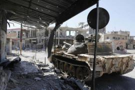 The Assad regime recently won the upper hand after recapturing the city of al-Qusayr [Reuters]