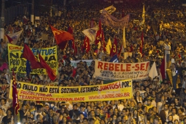 Brazil: Protests of discontent