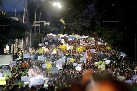 Anti-corruption protests continue in Brazil