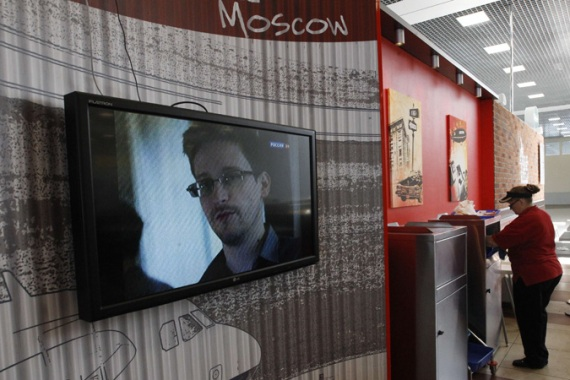 Edward Snowden has applied for asylum in 15 countries, according to a Russian official [Reuters]