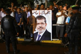 Opposition groups planned street rallies on June 30, aimed at forcing President Morsi from office [EPA]