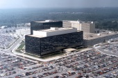 The NSA collects data on millions of Americans through access to Google, Facebook, Apple and Verizon [EPA]