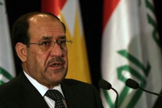 Nouri al-Maliki is accused of appointing commanders based on personal loyalty rather than competence [AFP]