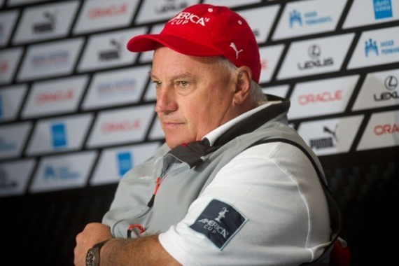 Regatta director Iain Murray has said that he stands by every one of his 37 safety recommendations [AFP]