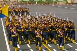 Egypt's army reprises historic political role