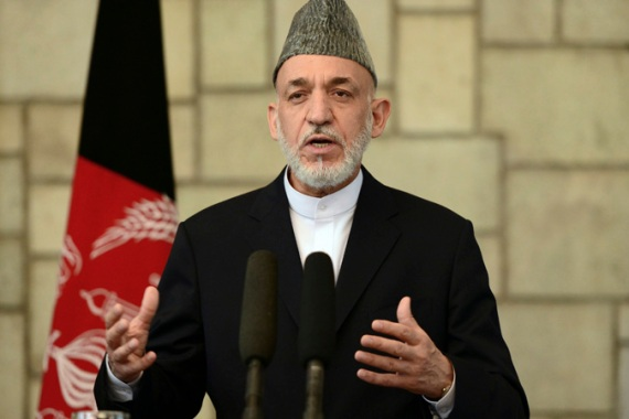 Afghanistan operates as an oligarchy, writes Arian Sharifi [Reuters]