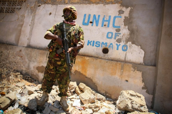 Several rival factions claim ownership of Kismayo, a former stronghold of the Al-Qaeda-linked al-Shabab [Reuters]
