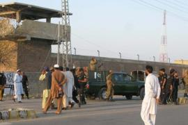 Many of Pakistan's crowded prisons lack basic facilities for inmates [EPA]