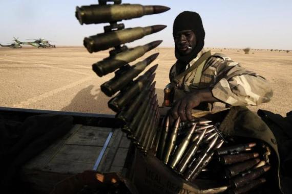 The Sahel region has been the epicentre of the war against armed groups in sub-Saharan Africa for almost a decade [File: AFP]
