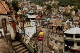 The number of murders in Rio dropped 51 percent between 2007 and 2012 [EPA]