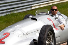 Lewis Hamilton: The 'danger factor'