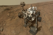 """It's worth stepping back for a minute to consider what Curiosity is,"" writes Ian O'Neill  [NASA]"