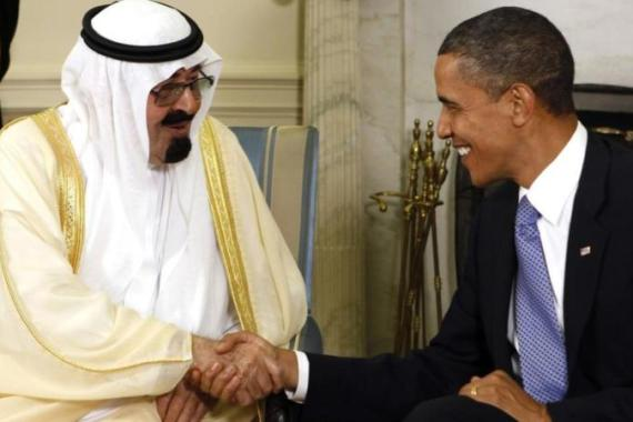 Obama is expected to reassure Saudi Arabia over Syria and Iran [Reuters]