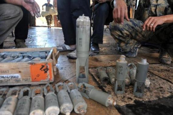 More than 40 countries have outlawed cluster bombs due to their long-term impacts on civilians [AFP]