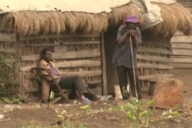 DRC villagers pushed off their land