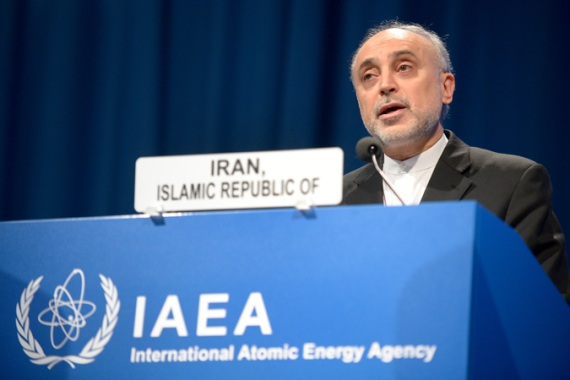 Salehi, head of Iran's Atomic Energy Organisation, said he hoped an agreement will be reached [EPA]