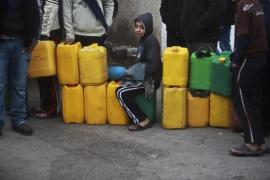 Lack of affordable fuel has led to a transportation crisis, making life for Gazans even more difficult [EPA]