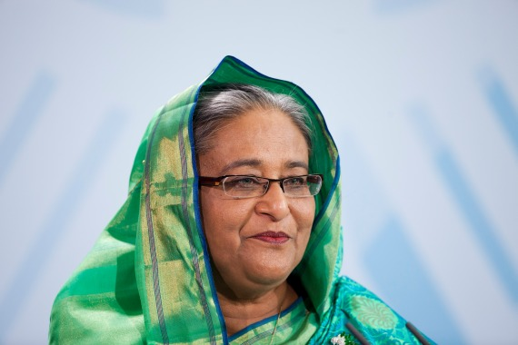 Sheikh Hasina: They 'should be punished'