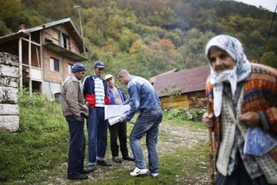 Bosnia's first census since 1991 will have important political effects, writes Pasic [Reuters]