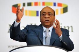 Sudan-born telecoms tycoon Dr Mo Ibrahim says rising inequality is destroying social cohesion [AFP]