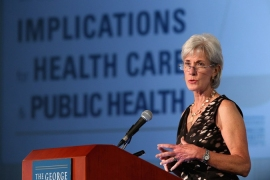 """We have not changed the fundamental problem with the health care system in the US...health care is treated as a commodity to be bought rather than as a good that all people need"", writes Margaret Flowers [Getty Images]"