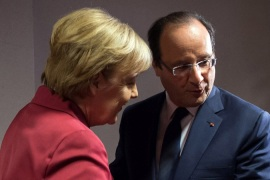 EU leaders unite over US spying allegations