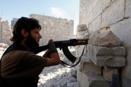 Analysis: Syrian uprising's cautionary tale