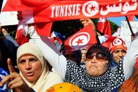 Tunisia's Arab Spring: Three years on