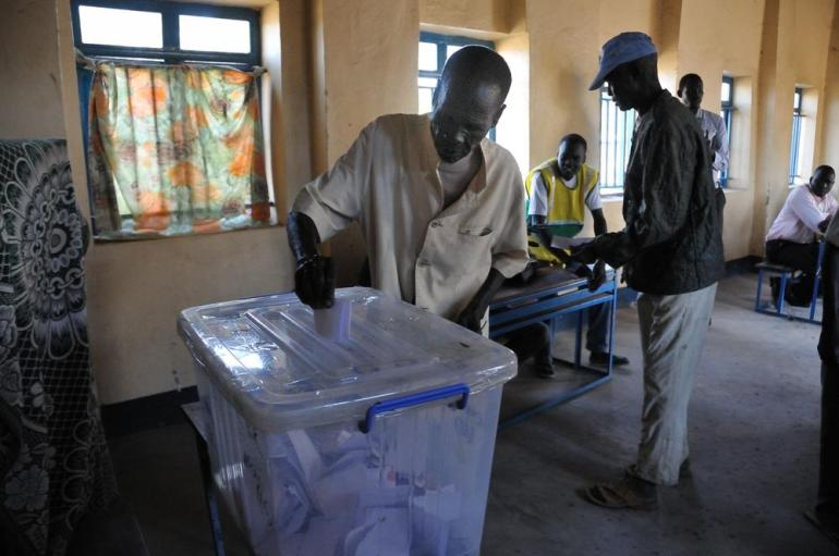 Only the Ngok Dinka voted, although organisers insist it was open to all residents, and the Misseriya have already angrily said they would not recognise the results of any unilateral poll.