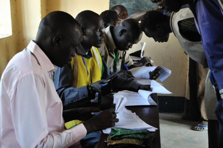 More than 99 percent of respondents voted to join South Sudan.