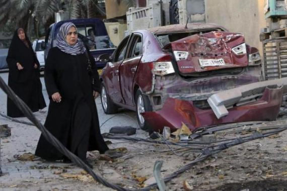 The failure of nation-building has led to the continuing bloodshed in Iraqi cities [AP]
