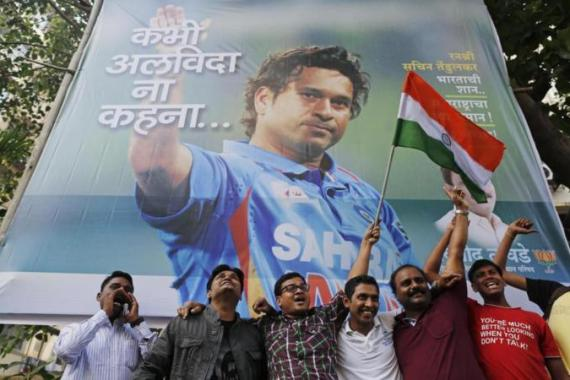 Tendulkar's retirement will leave a void in Indian cricket that is unlikely ever to be filled [Reuters]