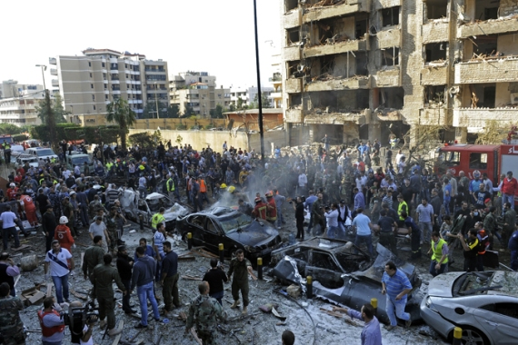 An al-Qaeda linked group claimed responsibility for the November 19 attack [EPA]