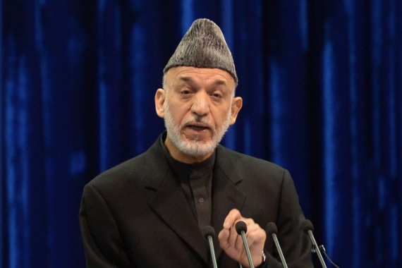 Human rights groups have called on President Karzai to reject the plan EPA]