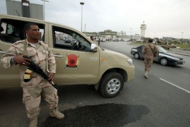 Libyan army units have been ordered to take up positions across the capital after 47 deaths [EPA]