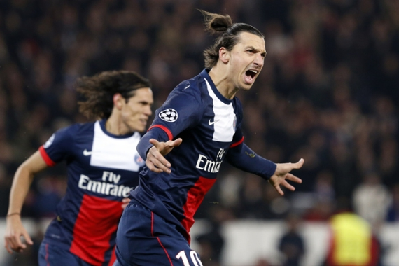PSG extended their unbeaten run in all competitions to 35 games [EPA]