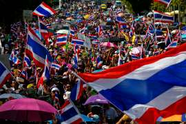 Thailand: On the edge of a political crisis?