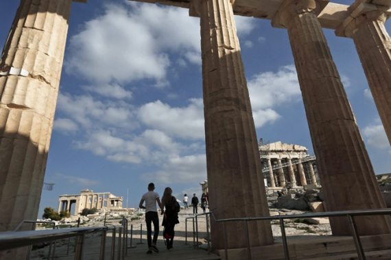 A series of ratings agency downgrades marked the start of the Greek financial crisis [Reuters]
