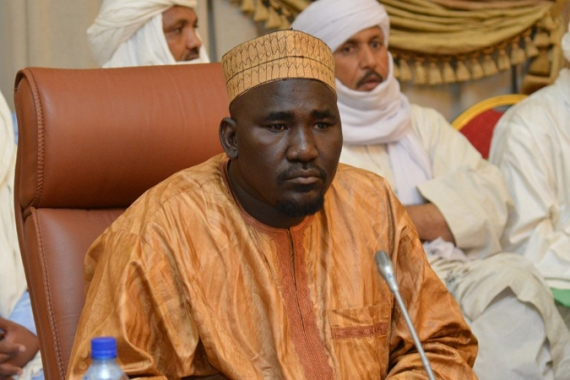 MNLA's Maiga says 'wherever we find the Malian army, we will launch the assault against them' [File: AFP]