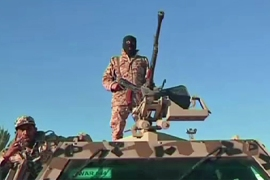 Libya peace threatened by militias