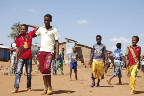 Eritrean refugees meeting certain criteria are allowed to study and work in Ethiopia [Reuters]