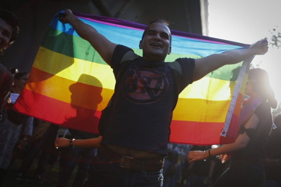 Indian Supreme Court ruling reversed 2009 verdict that decriminalised homosexuality  [Reuters]