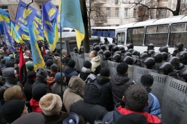 Ukraine: Divided country, divided media?