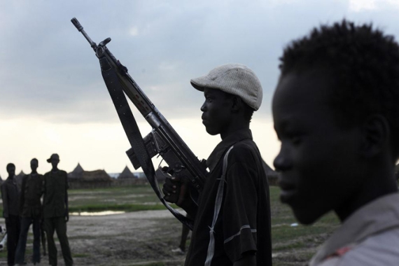 Jonglei state, an oil-rich area in the north, has been marred by ongoing ethnic violence [Reuters]