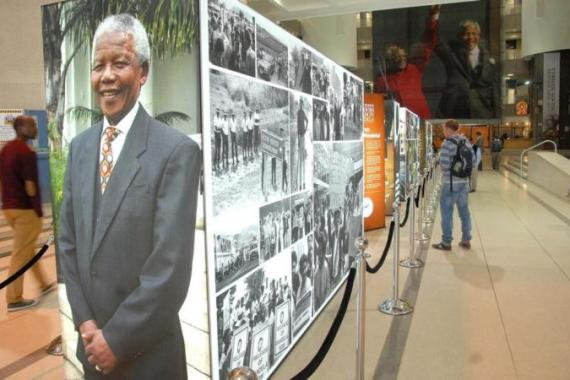 The memory of Nelson Mandela and the nation father figure he was will live on [AP]