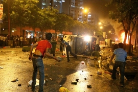 Singapore riot ignites burning class issues
